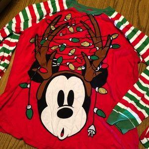 Disney Mickey Mouse Pajamas